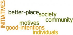 Community Initiatives by Individuals